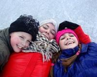 Séjours enfants et colonies de vacances en hiver