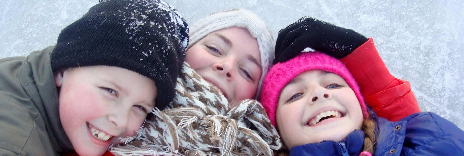 Colonies de vacances et séjours enfants : vacances d'hiver dans le Tarn en Occitanie