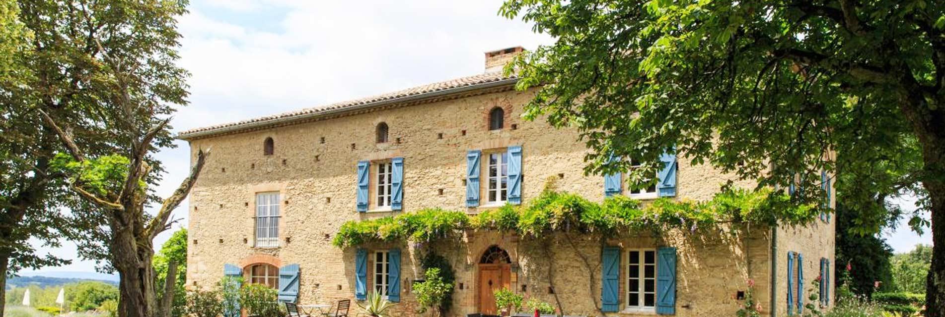 Nos Locations de Vacances en Gîtes Ruraux dans le Tarn en Occitanie