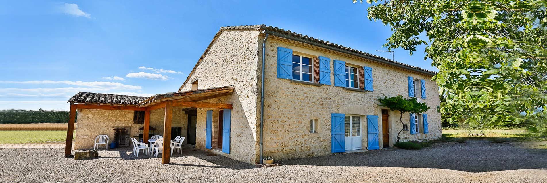 Nos Locations de Vacances Labellisées Gites de France dans le Tarn en Occitanie