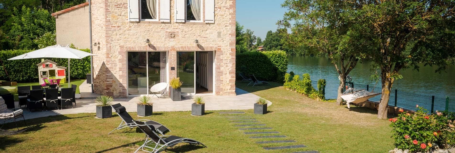 Nos locations de vacances en maison individuelle dans le Tarn en Occitanie