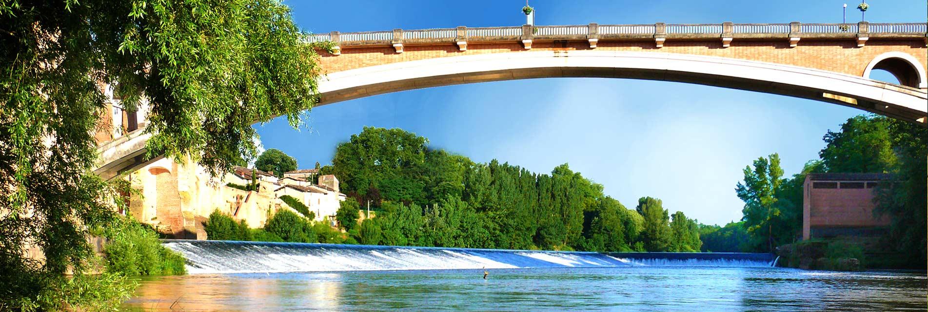 Le pays des Bastides et vignobles dans le Tarn – Occitanie