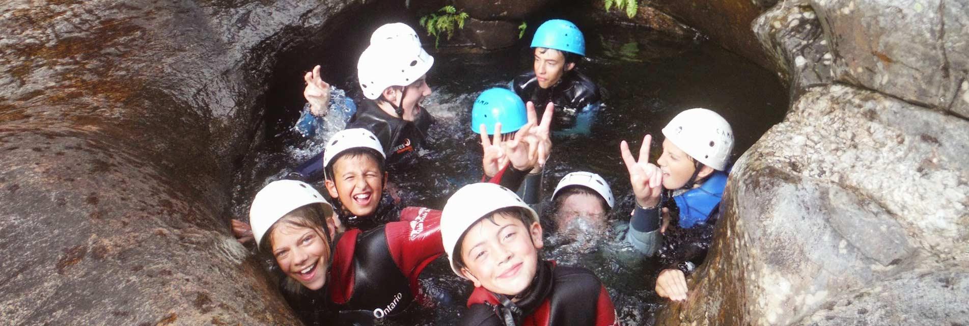 Colonies de vacances et séjours enfants : sport et multi-activités dans le Tarn en Occitanie