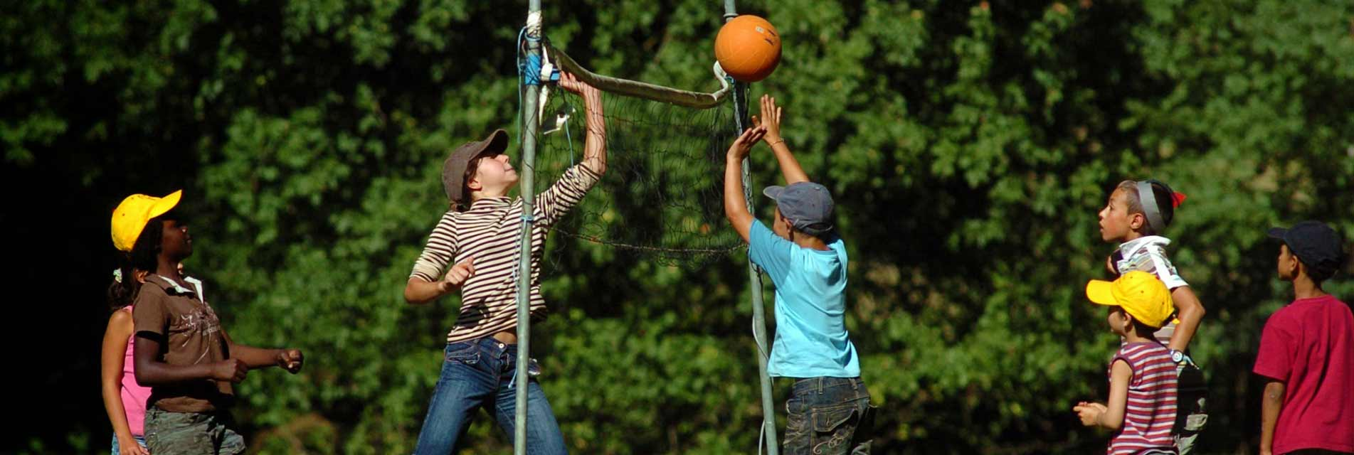 Séjours enfants et colonies de vacances de 10 à 13 ans