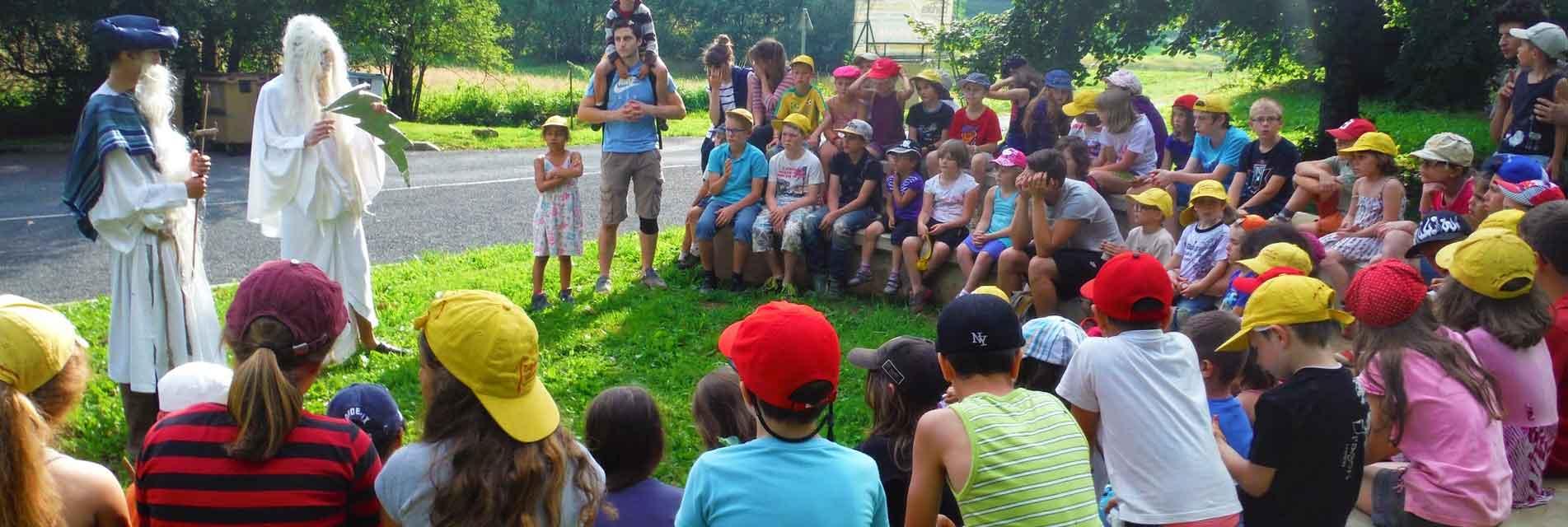 Les colonies de vacances dans le Tarn en Occitanie