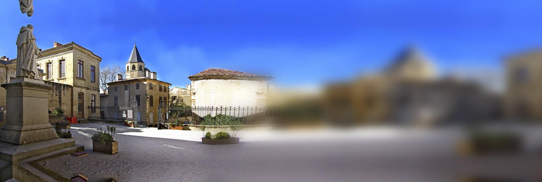 Réservez vos vacances à Sorèze Tarn Occitanie