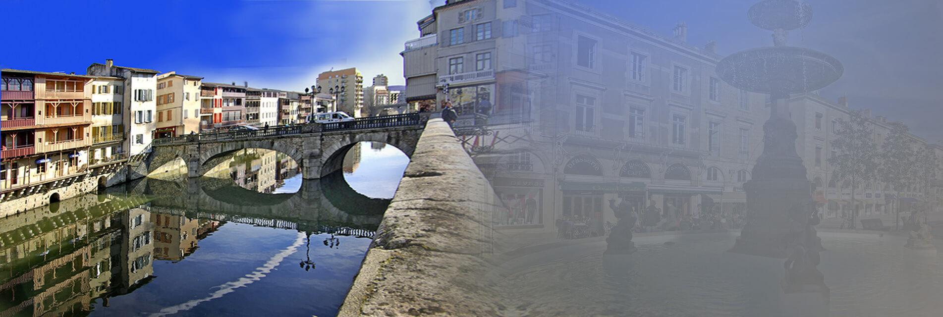 Vacances à Castres dans le Tarn Occitanie