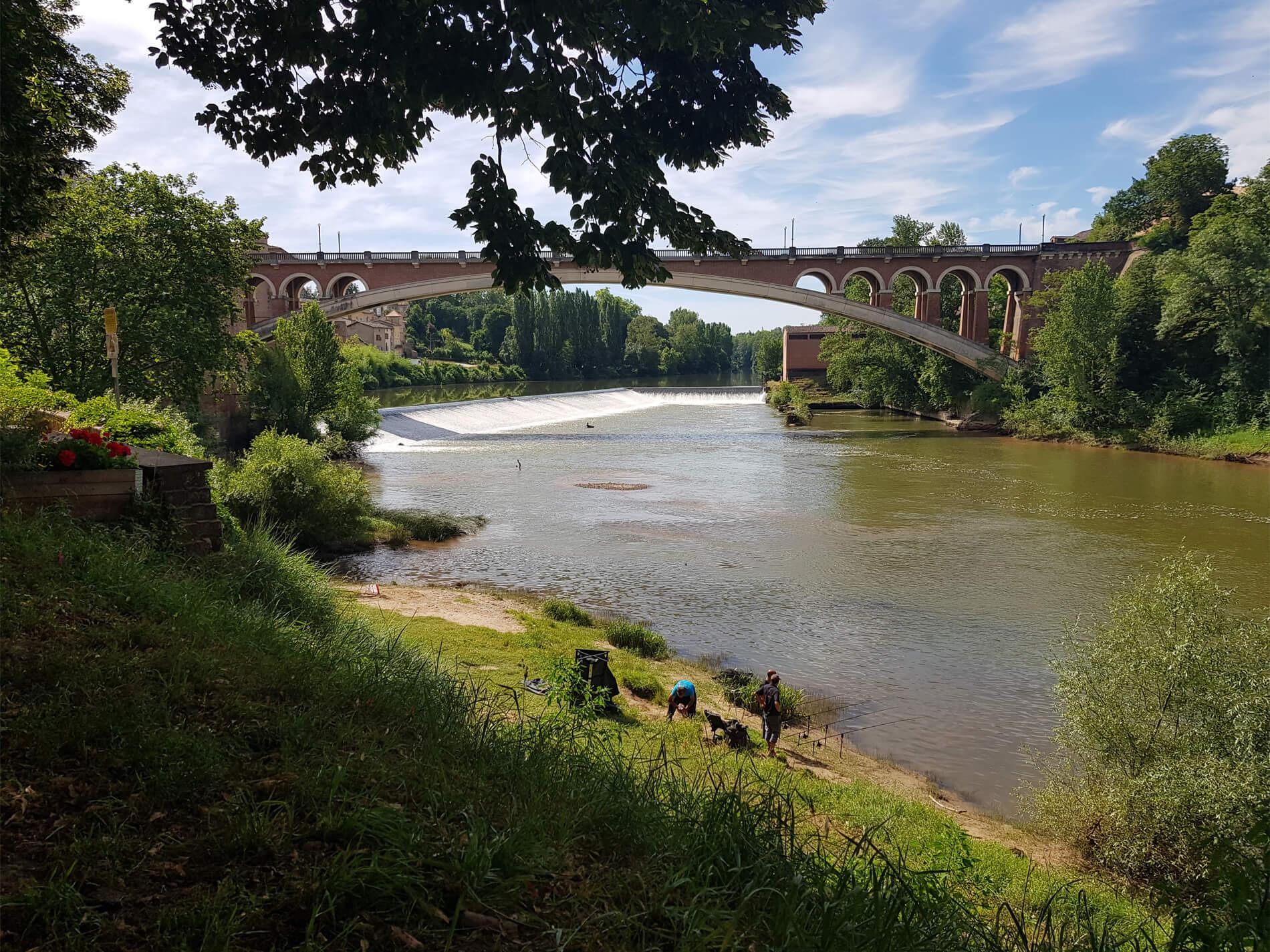 Vacances et Week-ends à Gaillac dans le Tarn en Occitanie