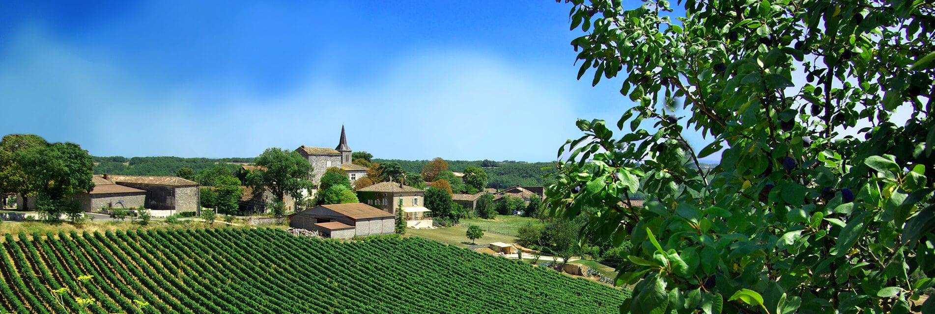Réservez vos vacances dans le Pays du vignoble Gaillacois et ses villages perchés