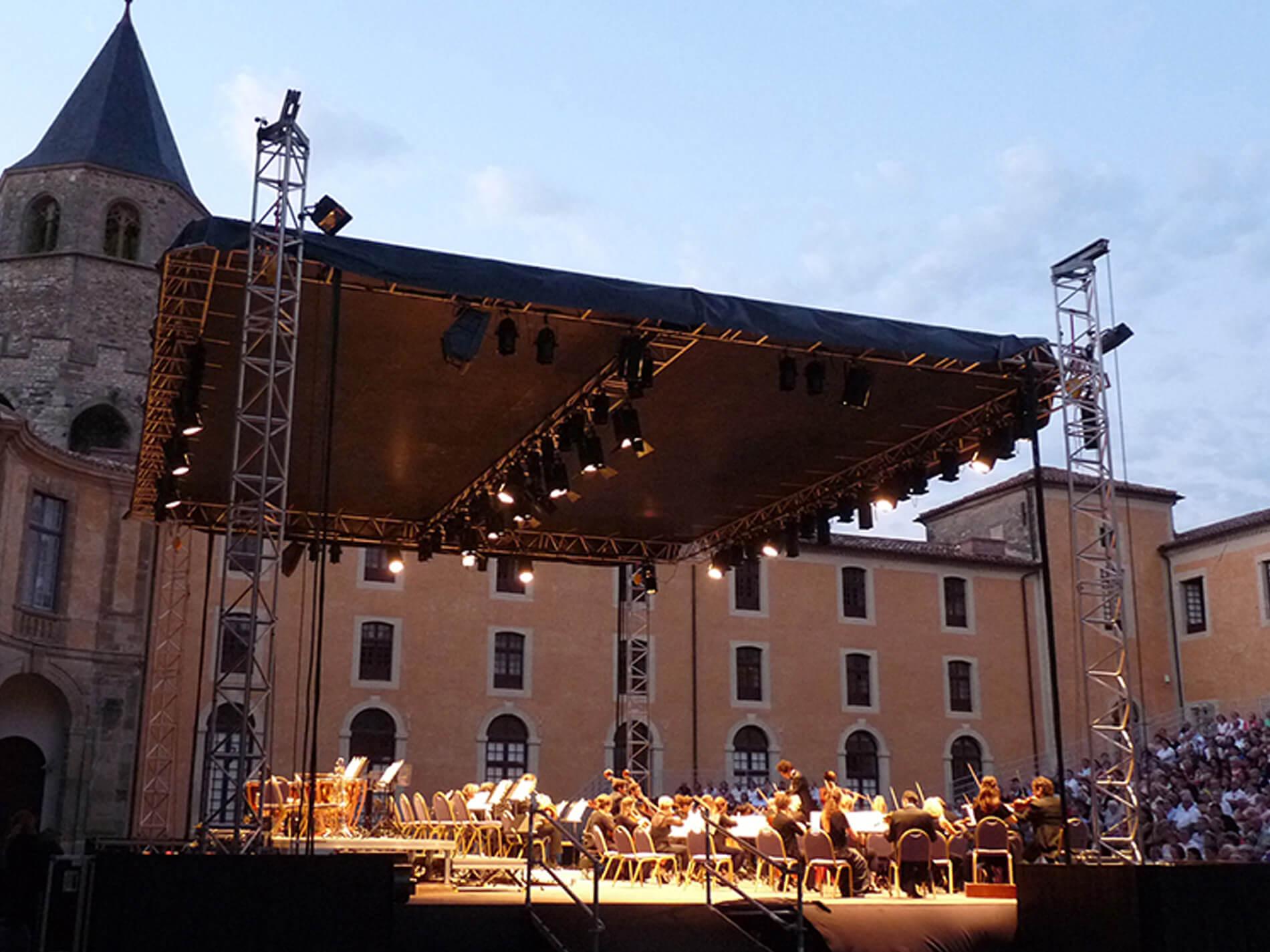 Festival Musique des Lumières à Sorèze