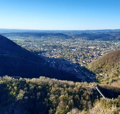 Vacances nature aux portes de la Montagne Noire dans le Tarn